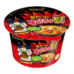 Samyang Hot Chicken Flavor Ramen Bowl