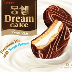 Lotte Fresh Cream Dream Cake