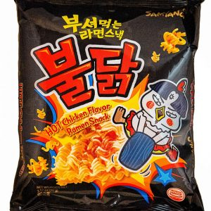 Samyang Hot Chicken Flavor Ramen Snack