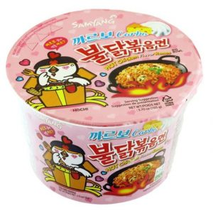 Samyang Carbo Hot Chicken Ramen Bowl
