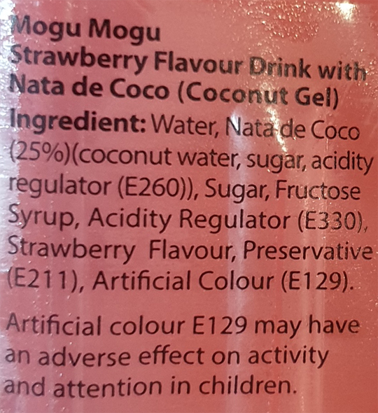mogumogu strawberry info
