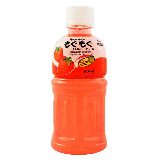 mogumogu strawberry