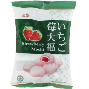 royal family strawberry mochi